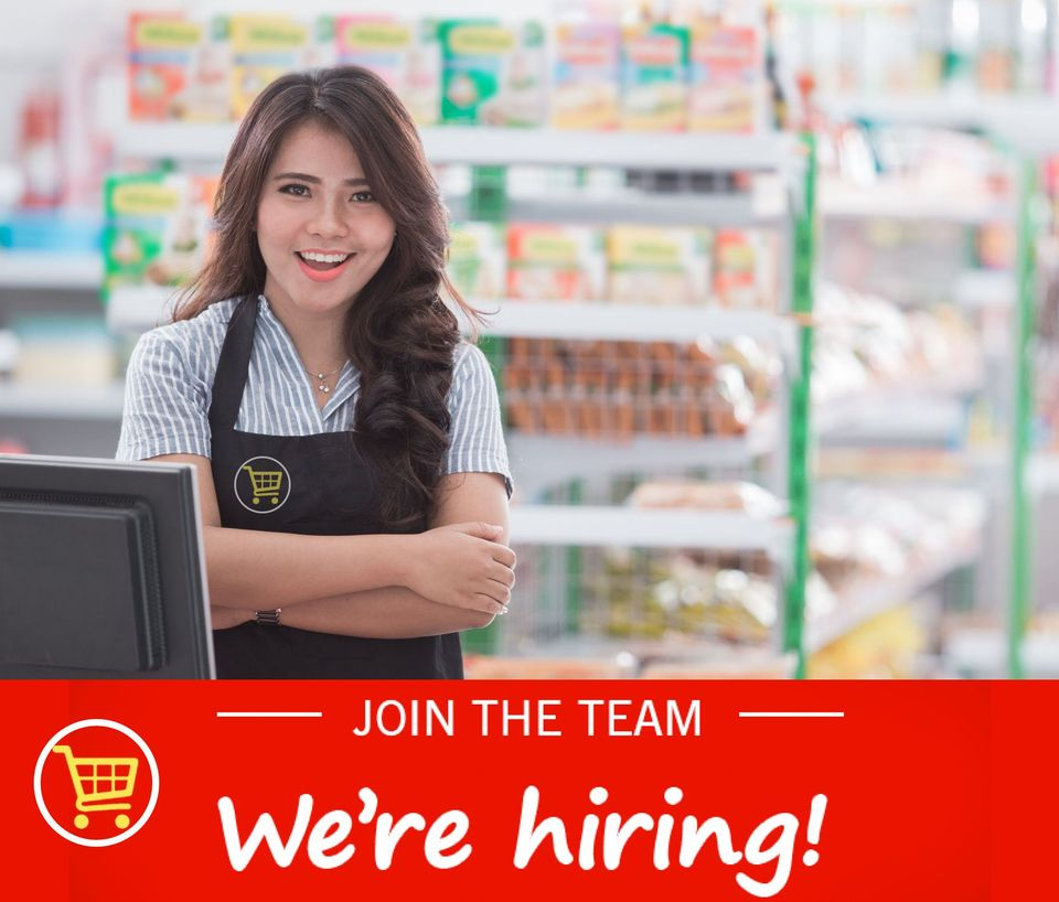 latino food market jobs