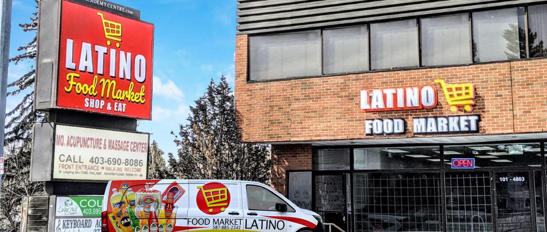 Latin store Calgary