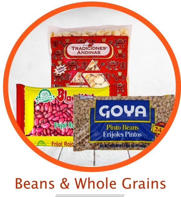 Beans Whole Grains-min